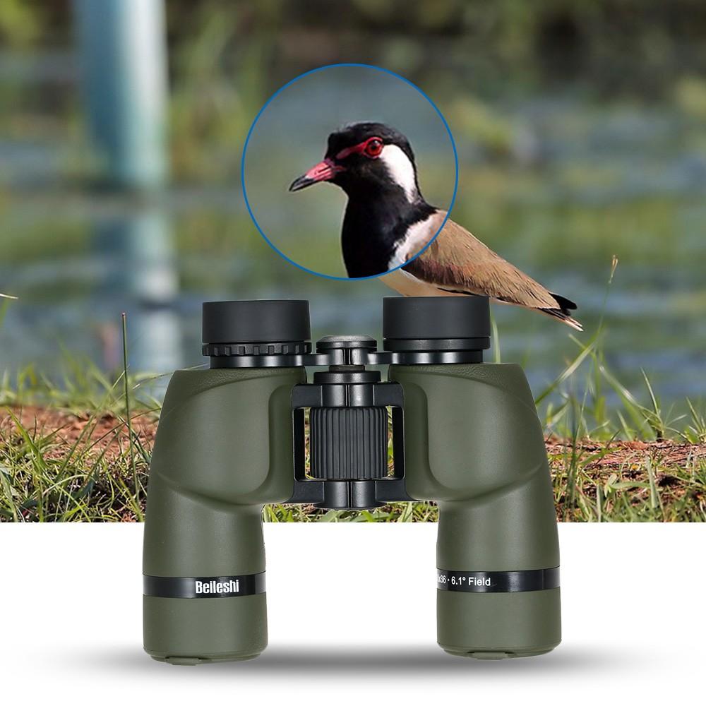 10x36 Binoculars Waterproof Fogproof Outdoor Sport Binoculars Telescope  Wide Band Coated for Hunting Bird Watching Backpacking