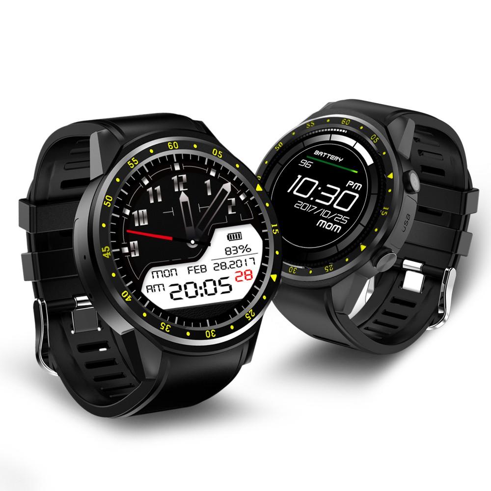 Best F1 Touchscreen Smart Watch with GPS Digital Wrist Watch Smart black Sale Online Shopping ...