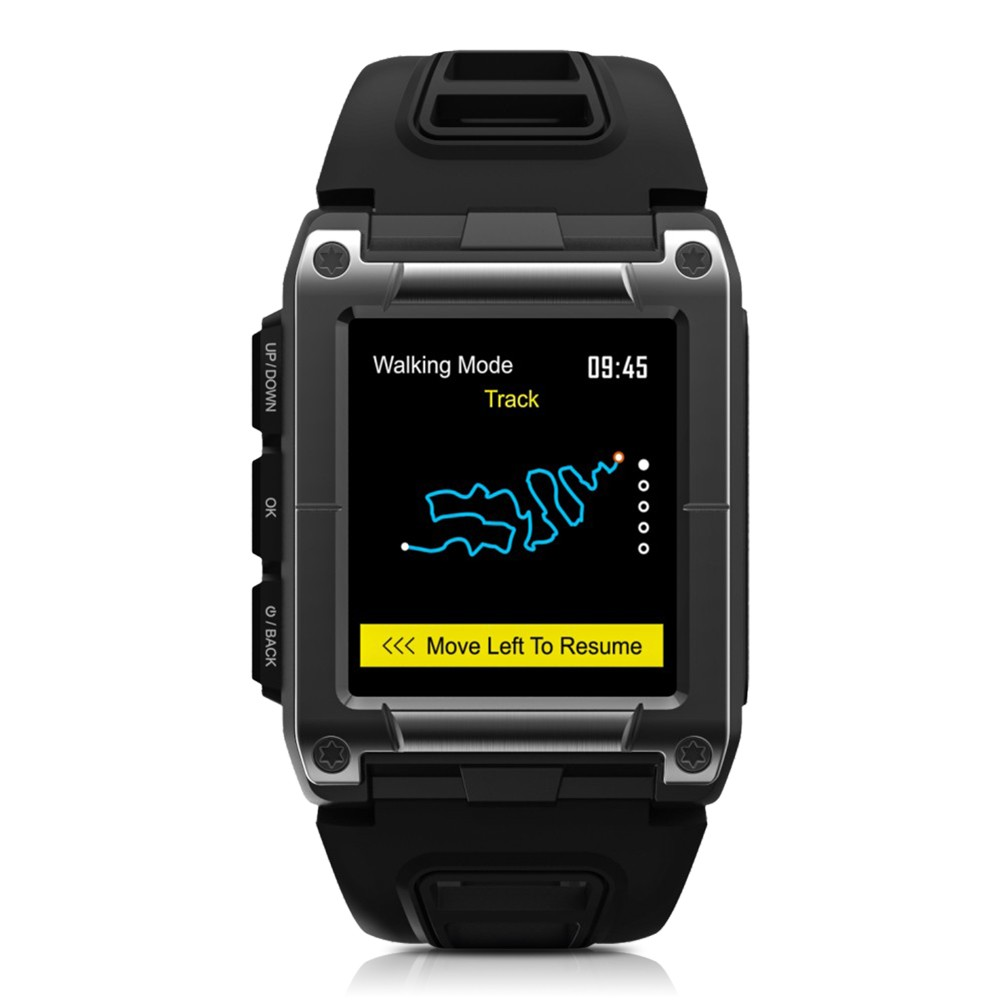 New S929 Colored Touchscreen Sports Smartwatch