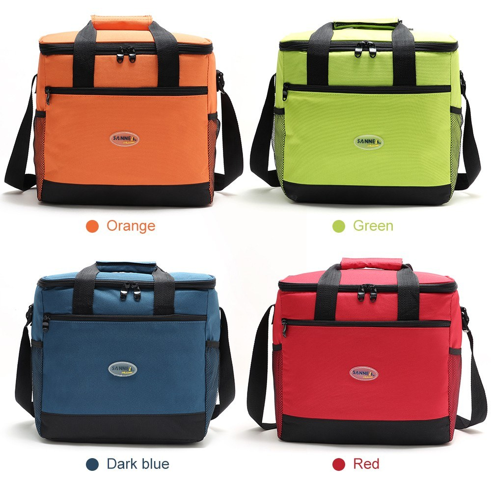 5911af86c541 Best Lixada 16L Outdoor Insulated Bag Cooler Lunch Tote Thermal orange Sale  Online Shopping | Cafago.com