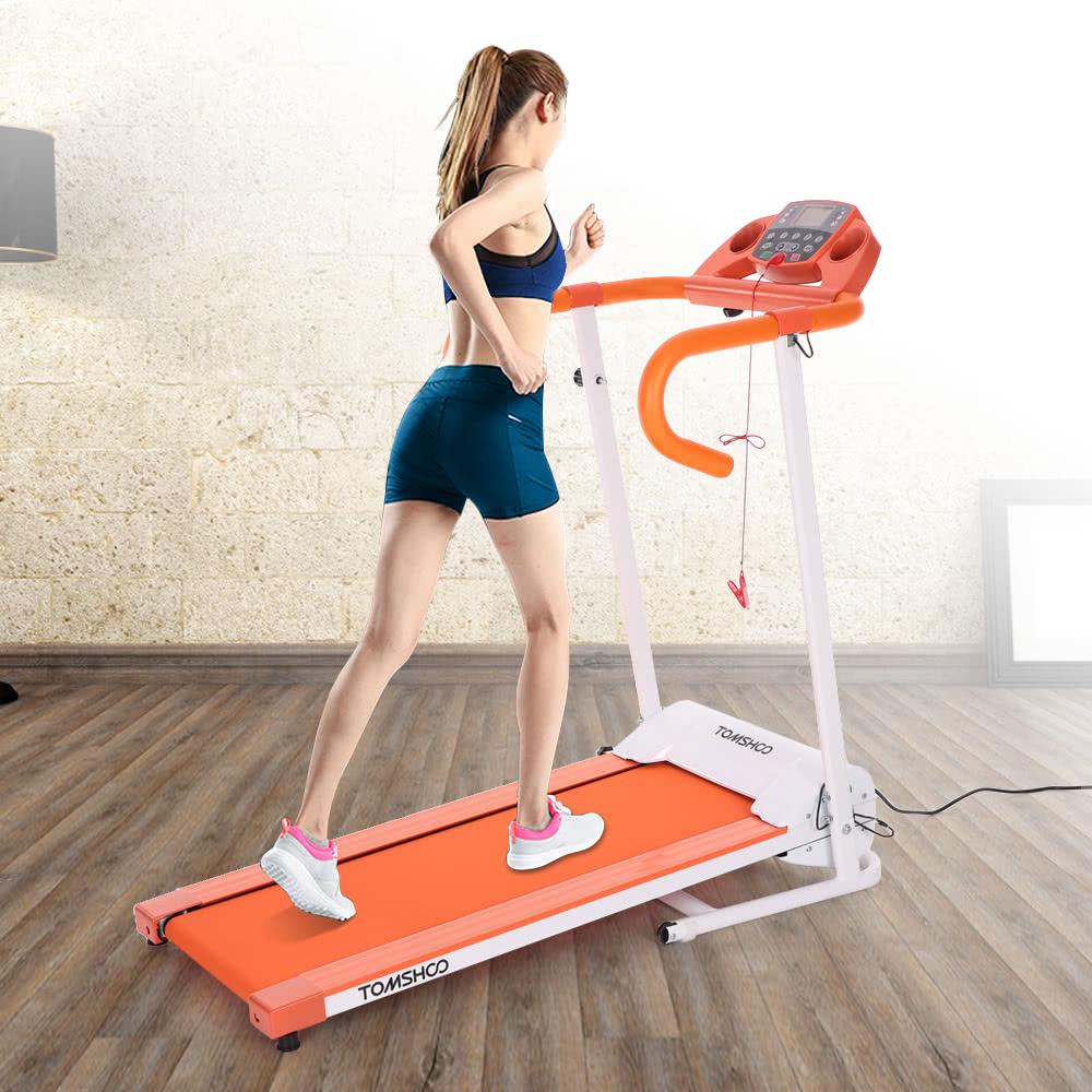 Best Tomshoo 500w Folding Running Jogging Orange Sale