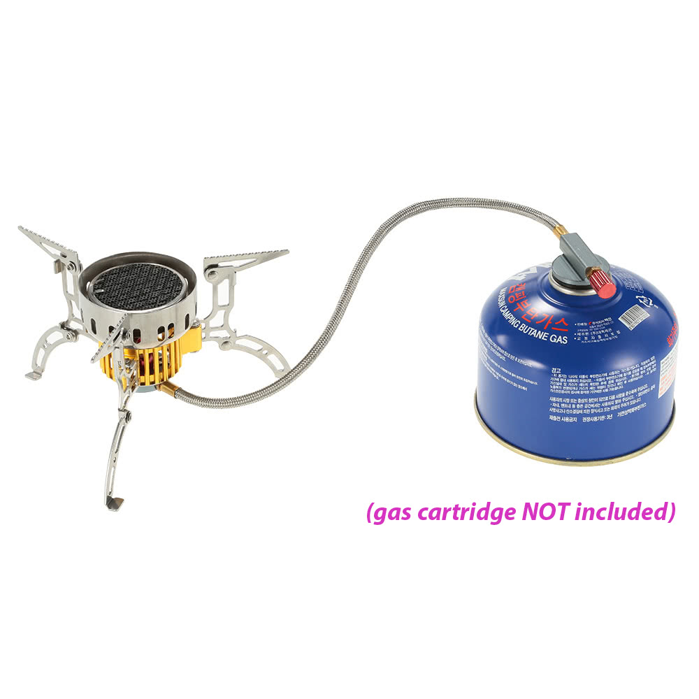 Outdoor Infrared Camping Stove Ultralight Portable Furnace
