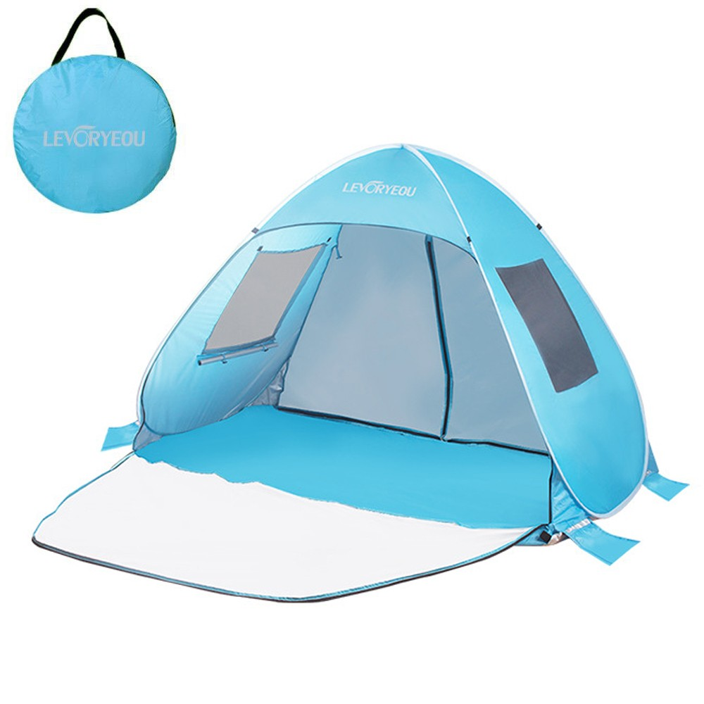 cafago.com - 61% OFF Outdoor Camping Tent Pop-up Fun-Play Tent Automatic Instant Tent,free shipping+$57.01