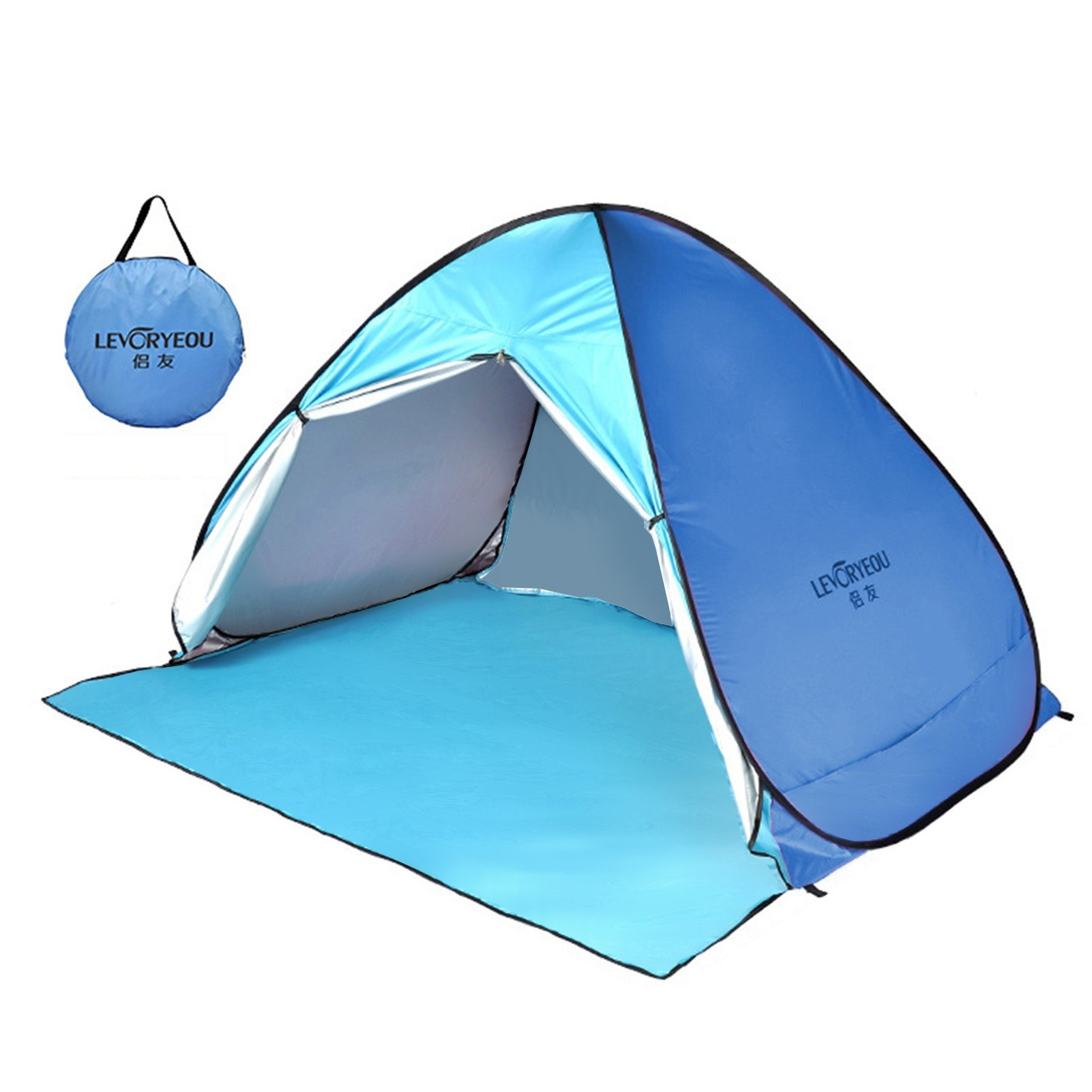 cafago.com - 67% OFF Outdoor Camping Tent Pop-up Fun-Play Tent,free shipping+$41.57