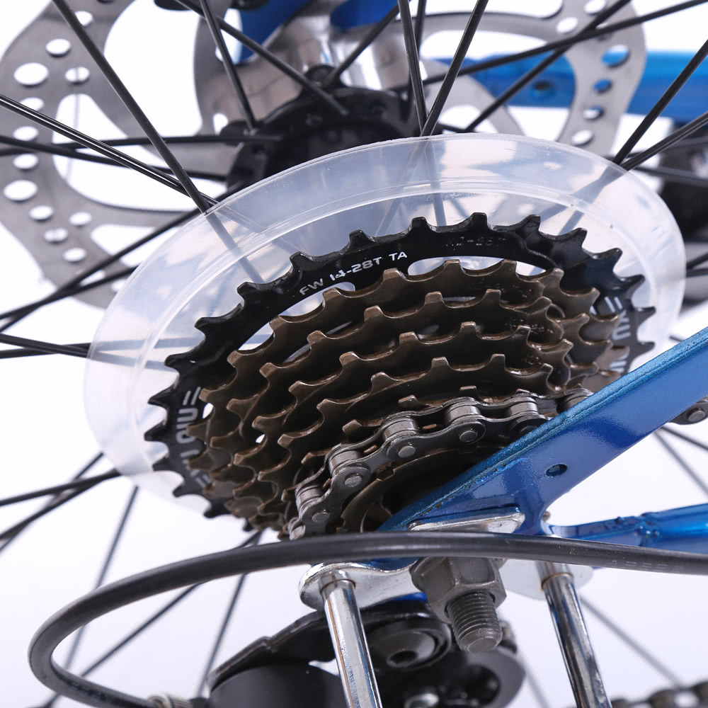 how to fix 21 speed bike chain