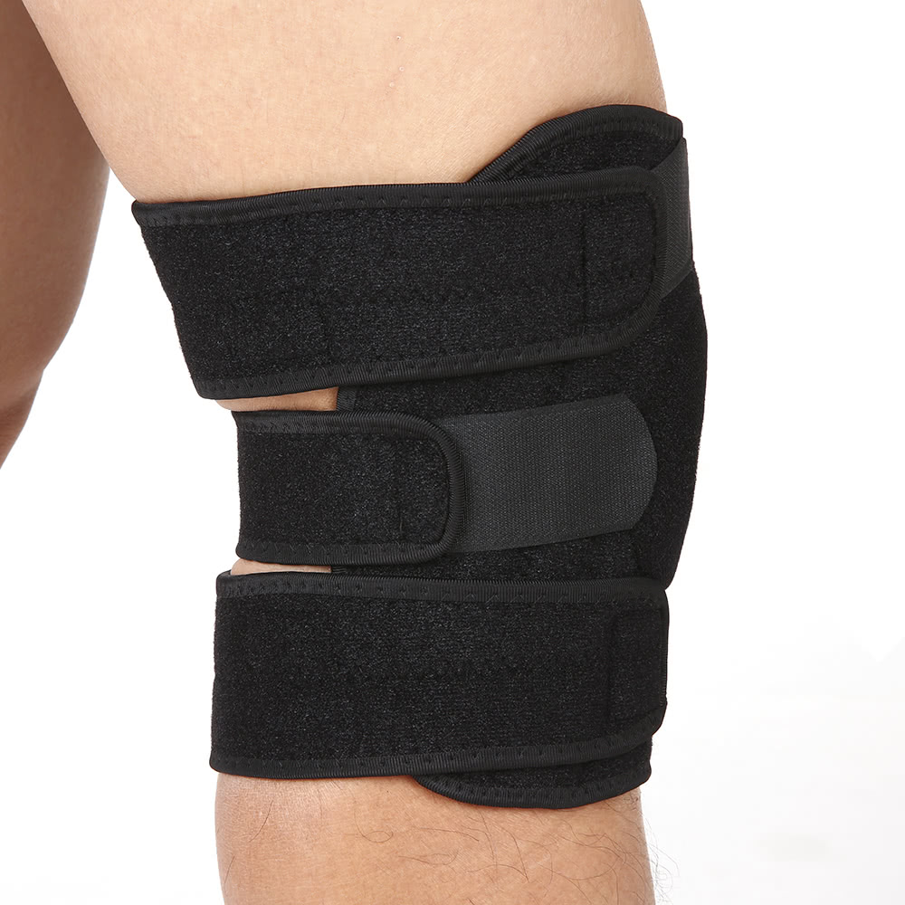 ed08e2a9b5 1 PCS Knee Brace Breathable Knee Guard Protector Adjustable Knee Support  Brace Strap Open Patella Wrap for Workout Fitness Sports - US$7.02 Sales  Online ...