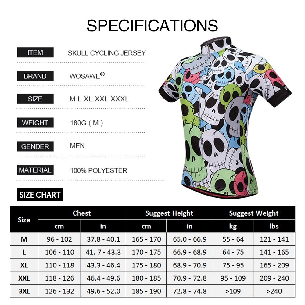 8ce387745 Best Men s Summer Cycling Jersey Breathable Short Sleeve Full Zip ...
