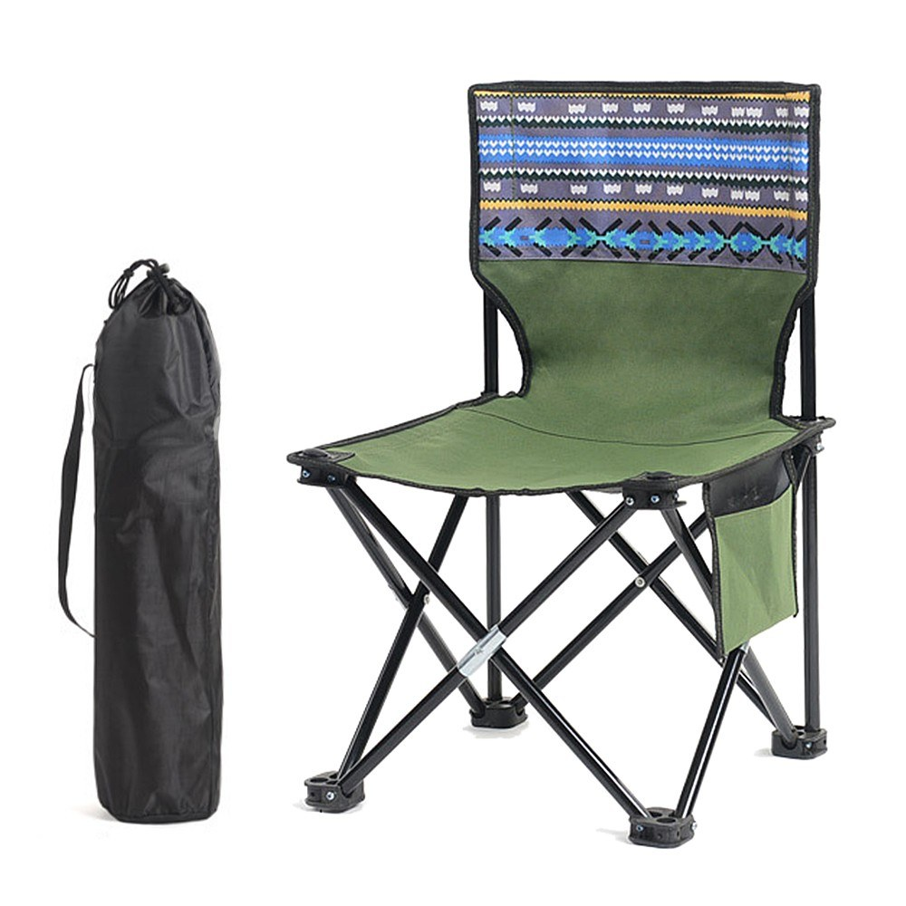 Prime Best Portable Folding Fishing Chair Army Green M Sale Online Shopping Cafago Com Inzonedesignstudio Interior Chair Design Inzonedesignstudiocom