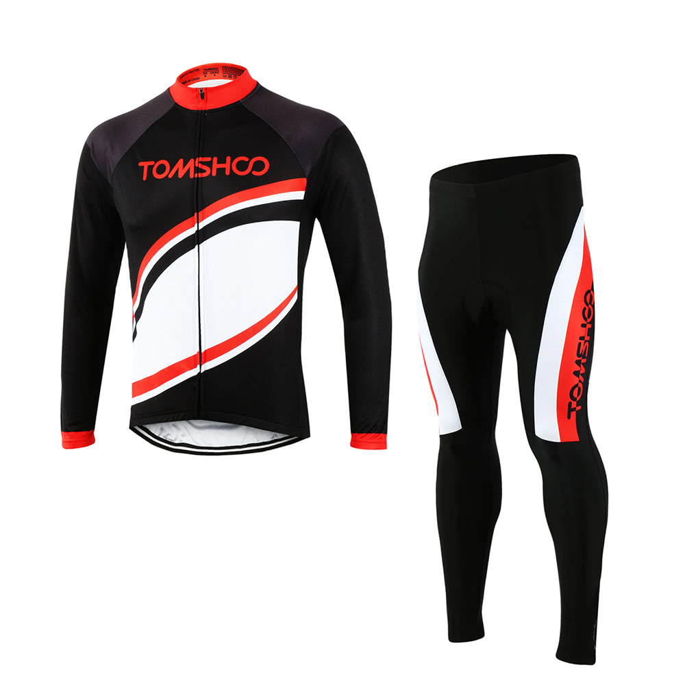 f79323a10 Best TOMSHOO Spring Autumn Men Cycling Clothing m Sale Online ...