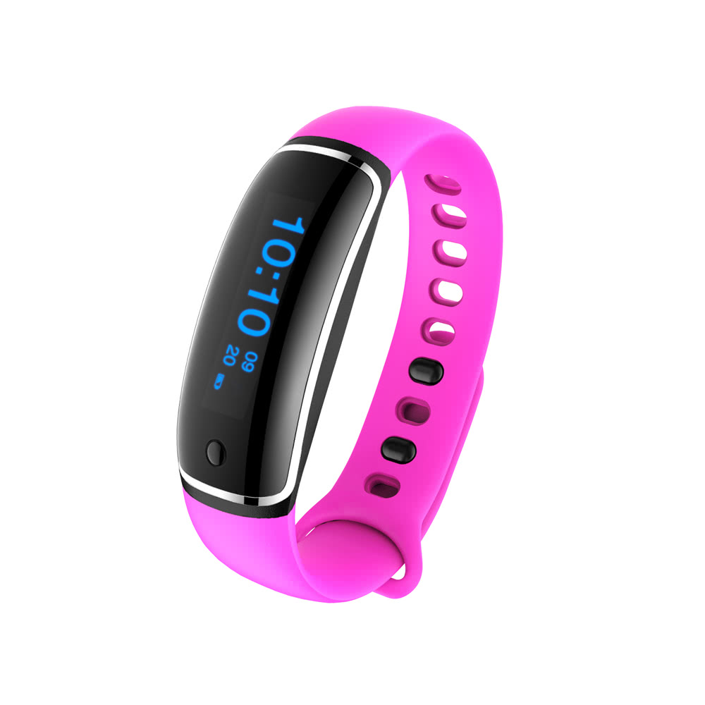 Fitness Tracker Watch Smart Band With Step Pedometer Bracelet Activity Sleep Monitor Calories Track Sweatproof Health For Iphone