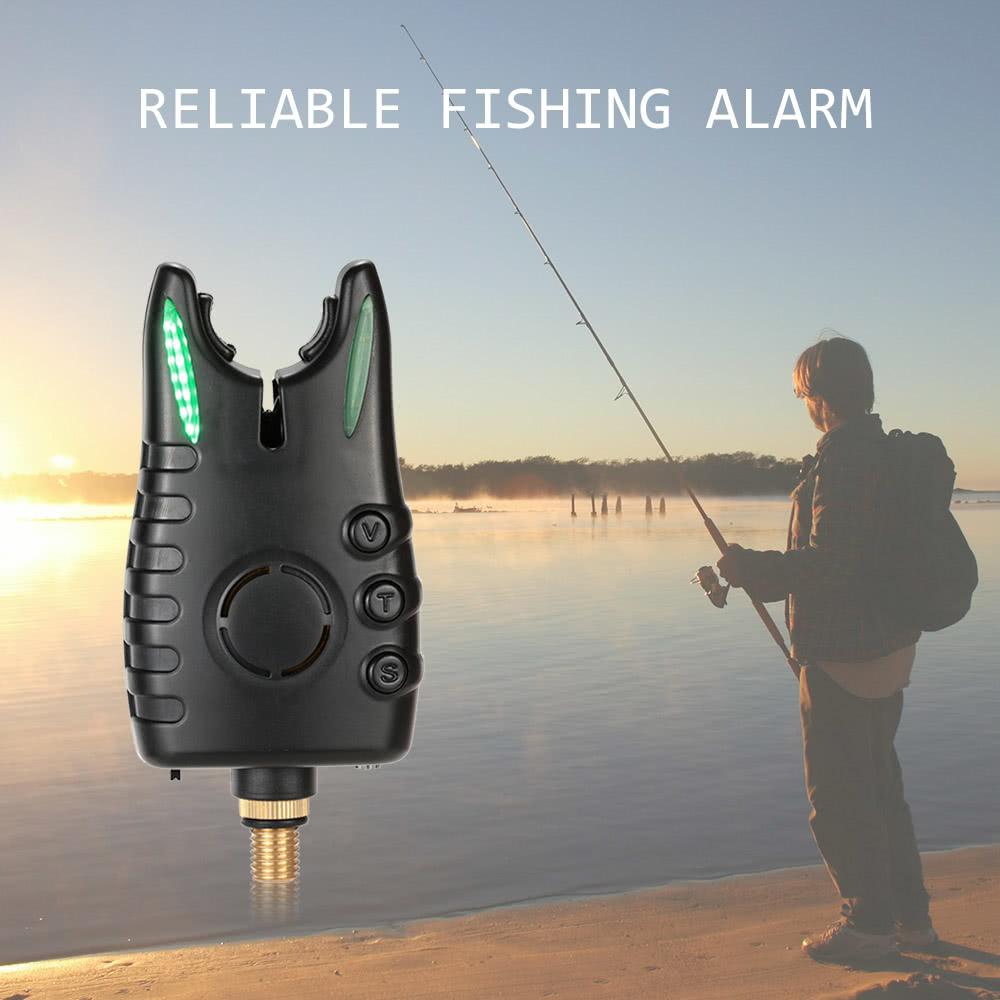 Fishing bite alarm indicator for fishing rod us for Fishing bite alarms