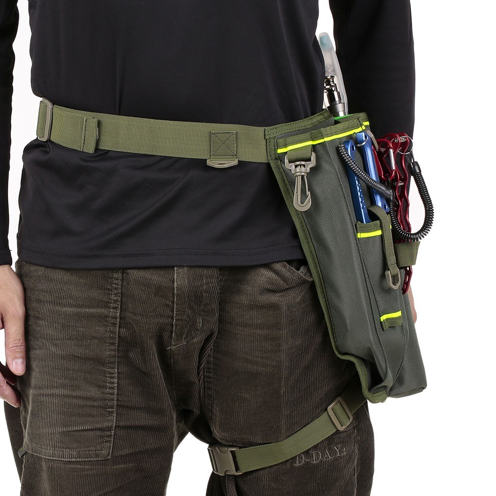 Outdoor Multifunctioanl Fishing Tackle Bag