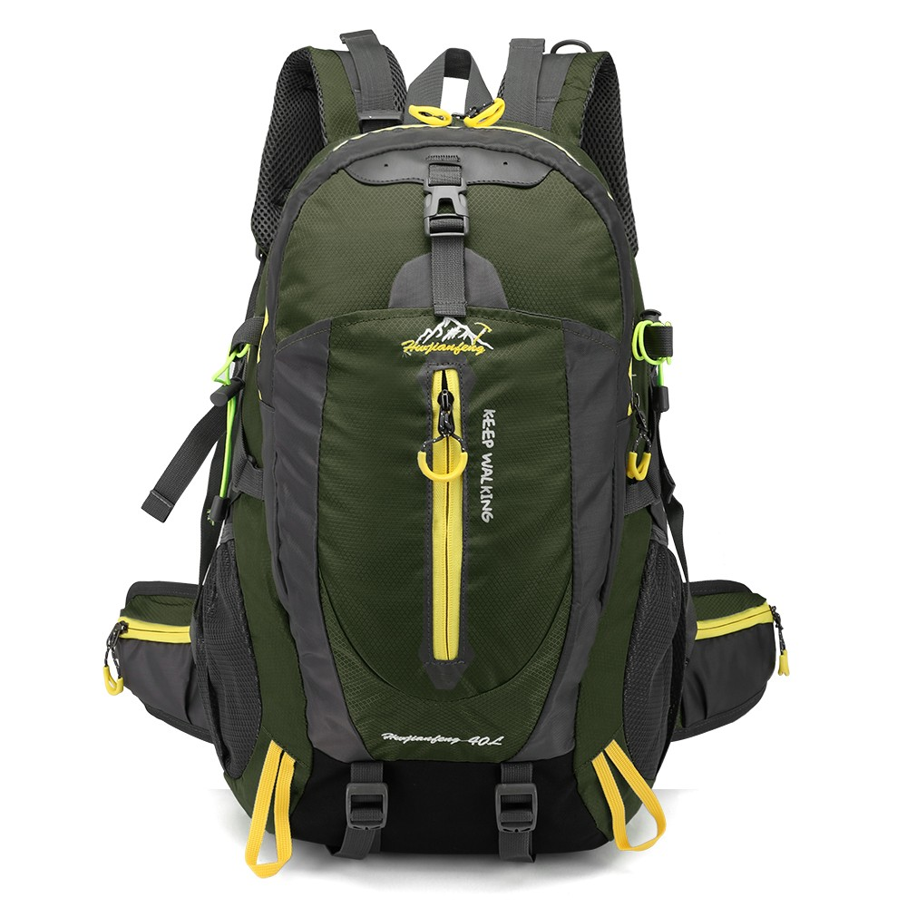 Best 40L Water Resistant Travel army green Sale Online Shopping ...