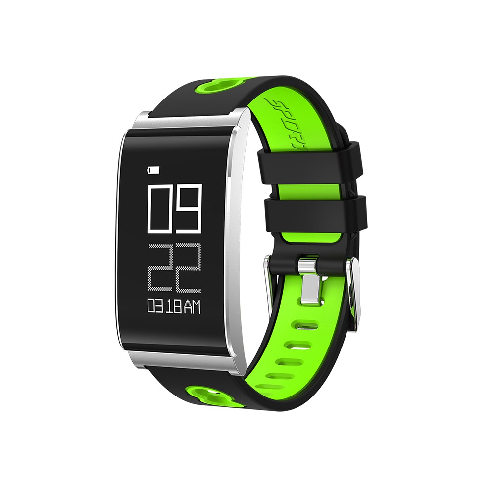 ultra thin fitness tracker sant sleep activity tracker bracelet de montre de sport avec la. Black Bedroom Furniture Sets. Home Design Ideas