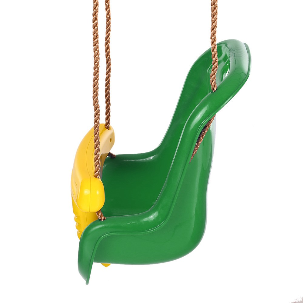 Outdoor Child Toddler Tree Swing Seat Indoor Kids Trapeze Chair