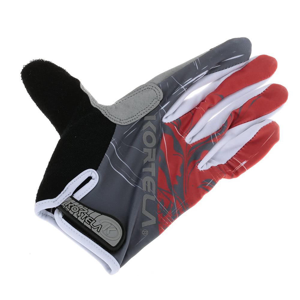 finger complet gants de sport racing riding route gants motor bike v lo v los s rouge. Black Bedroom Furniture Sets. Home Design Ideas