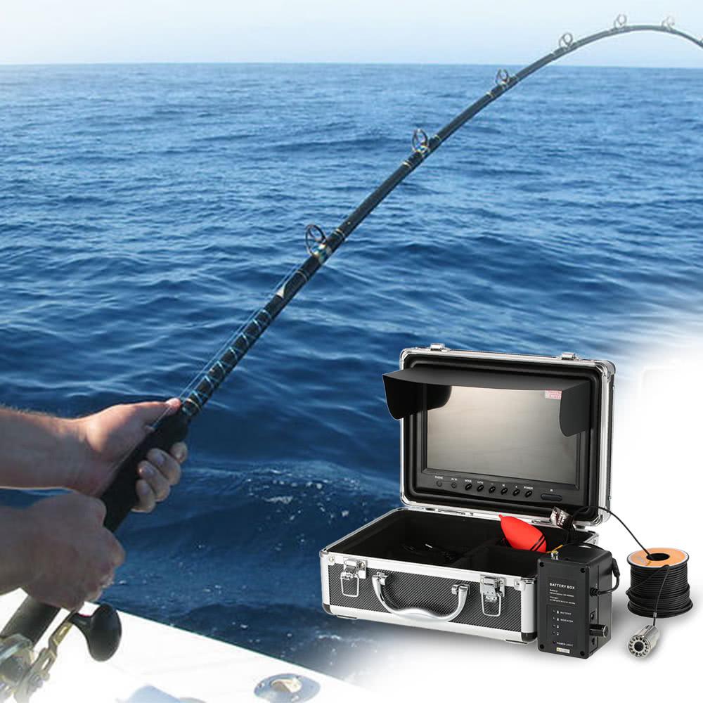 Waterproof 1000tvl hd underwater fishing camera fish for Underwater camera fishing