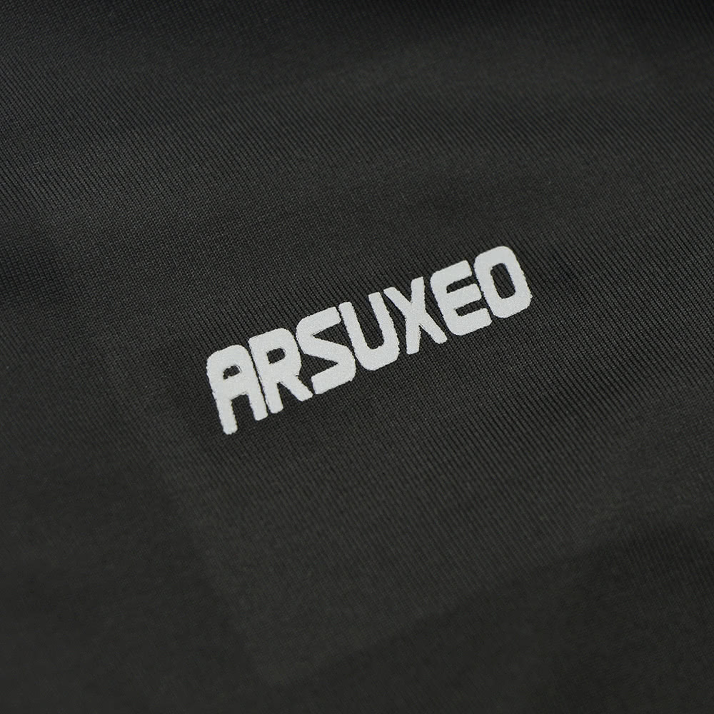 f608482c3 Best Arsuxeo Outdoor Sports Men s Cycling Jersey black  green s Sale ...