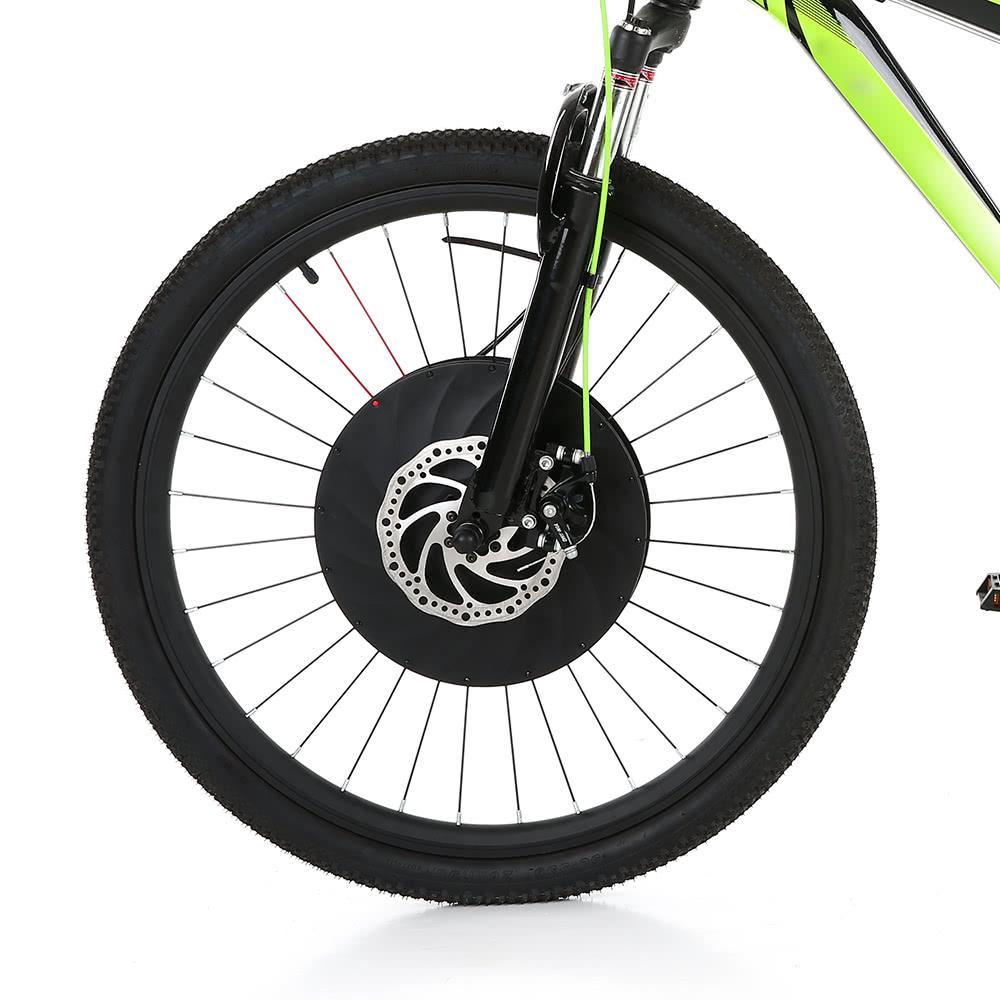 iMortor 26 inch Smart Front Electric Bike Wheel E-bike | eBay