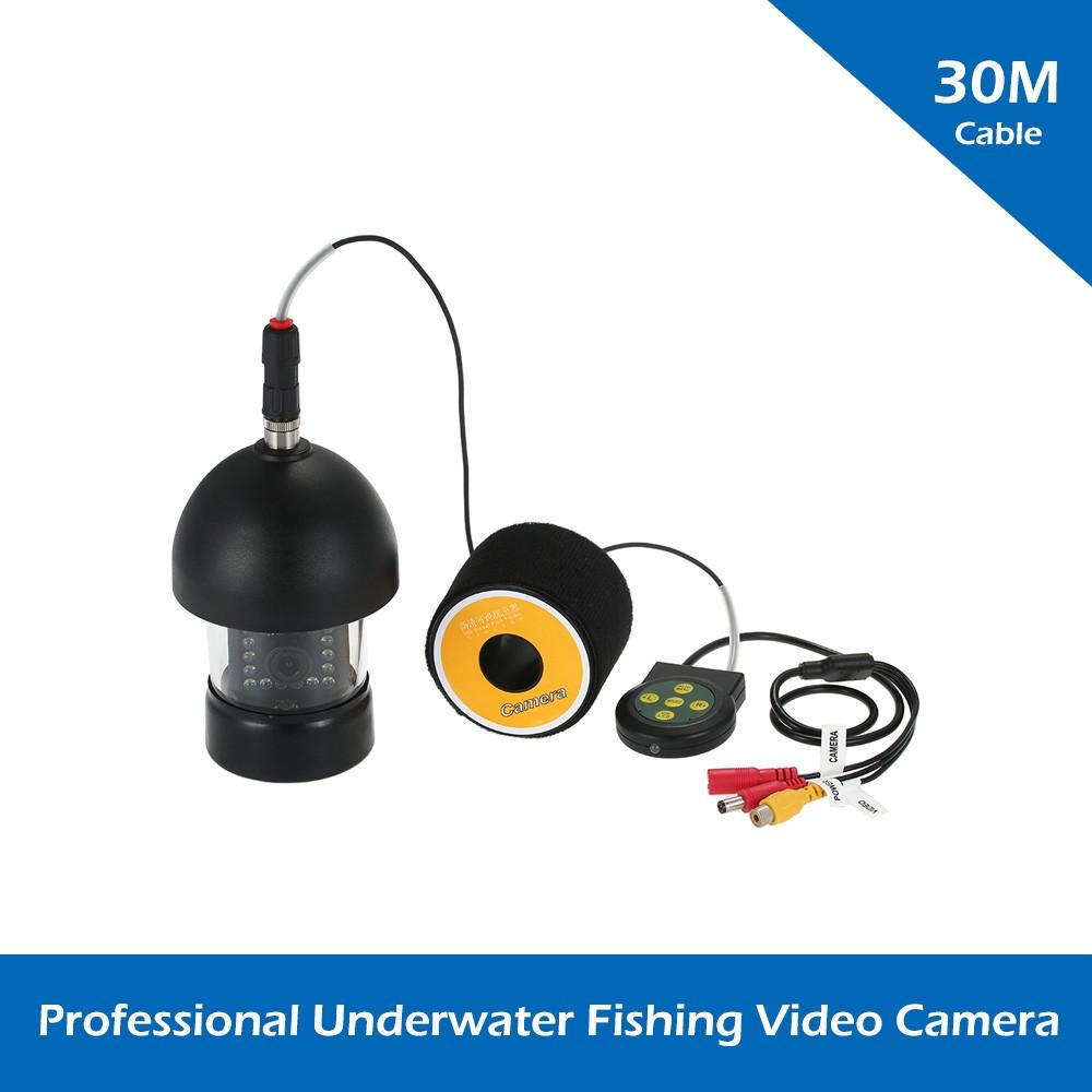 Best lixada professional underwater video fishing camera for Best underwater fishing camera