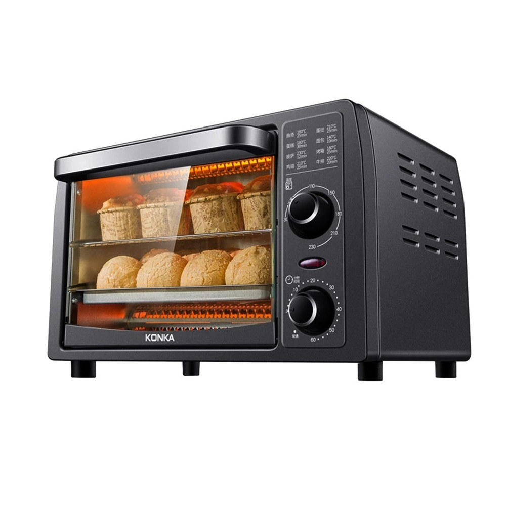 Tomtop - 54% OFF KONKA Toaster Oven 13L 1050W Countertop Oven KAO-13T1, Free Shipping $57.99