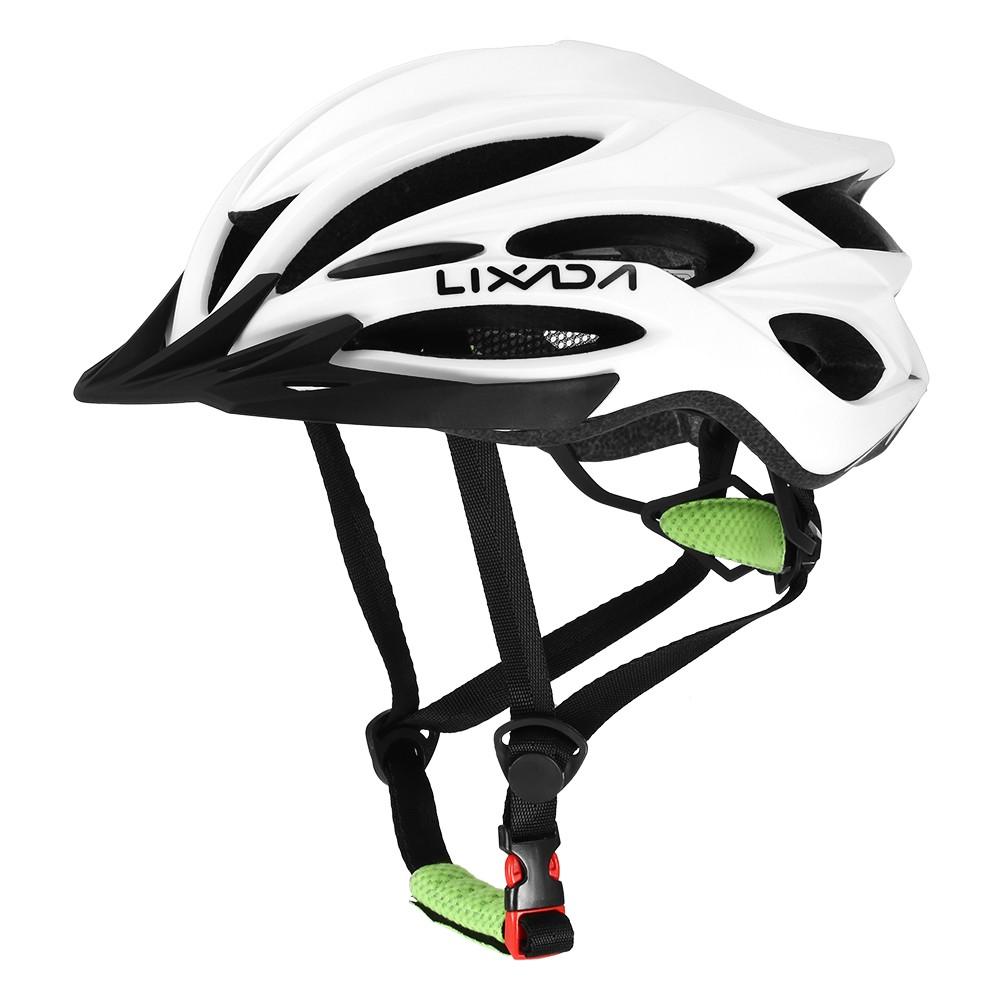 Buy Lixada 32 Vents Ultralight Integrally Molded Eps Sports Cycling Mountain Bike Helmet 22 Lining Pad