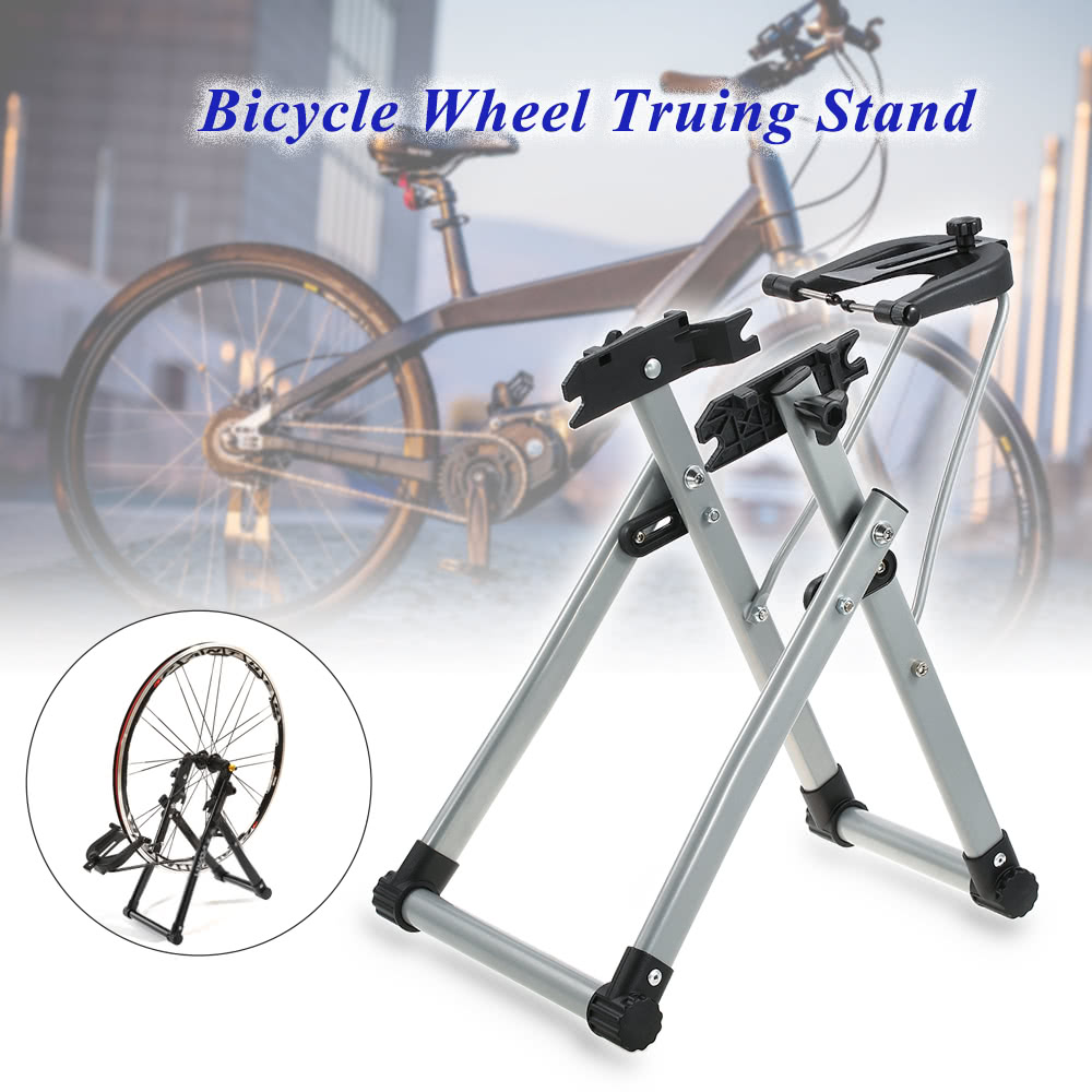 Lixada Bike Wheel Truing Stand Bicycle Wheel Maintenance