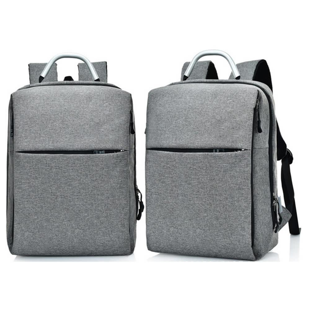 sac dos professionnel pour ordinateur portable avec 2 ports usb gris. Black Bedroom Furniture Sets. Home Design Ideas