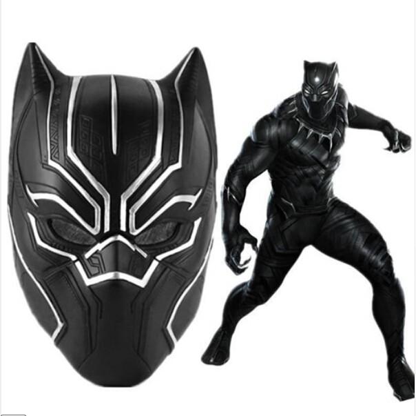 Maska Czarnej Pantery za $8.99 / ~33zł