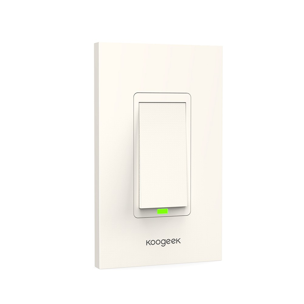 Wi-Fi Enabled Smart Light Switch - Koogeek.com