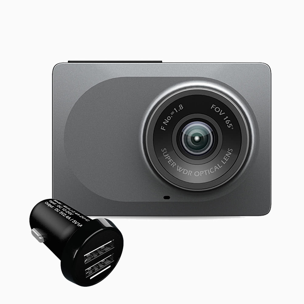 Xiaomi Xiaoyi elegante vehículo datos cámara ADAS 1080p60 Marcos ...