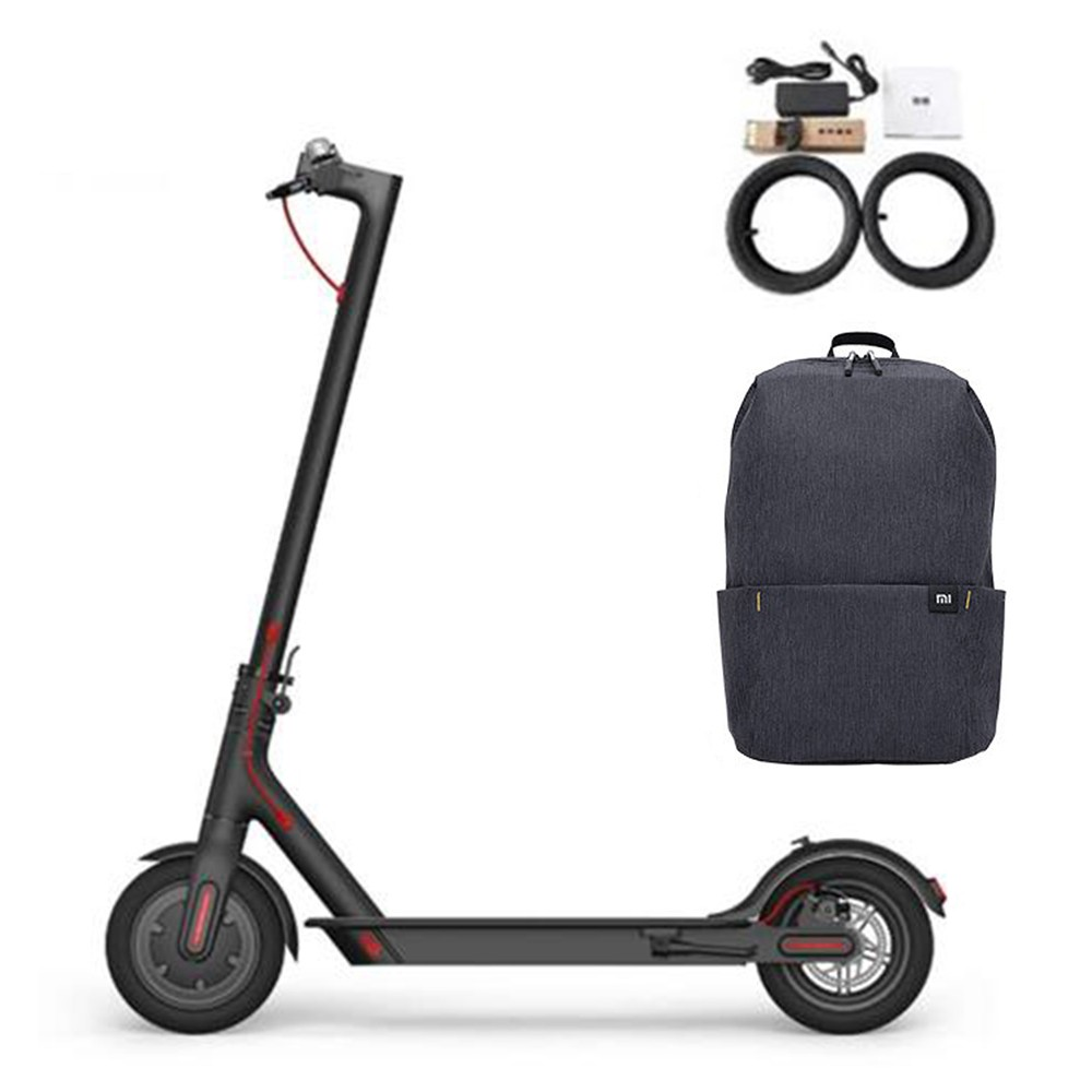 xiaomi m365 folding two wheels electric scooter us 599. Black Bedroom Furniture Sets. Home Design Ideas