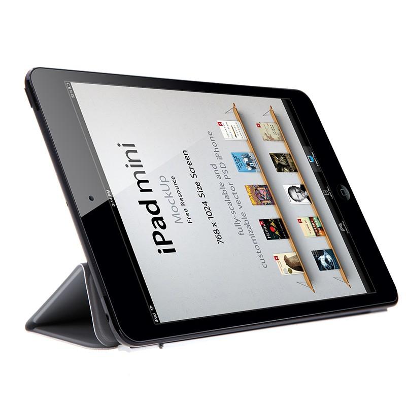 smart coque couvrir stand d 39 apple ipad mini sommeil r veil. Black Bedroom Furniture Sets. Home Design Ideas