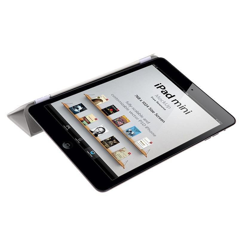 smart cas couvrir stand apple ipad mini sommeil r veil. Black Bedroom Furniture Sets. Home Design Ideas