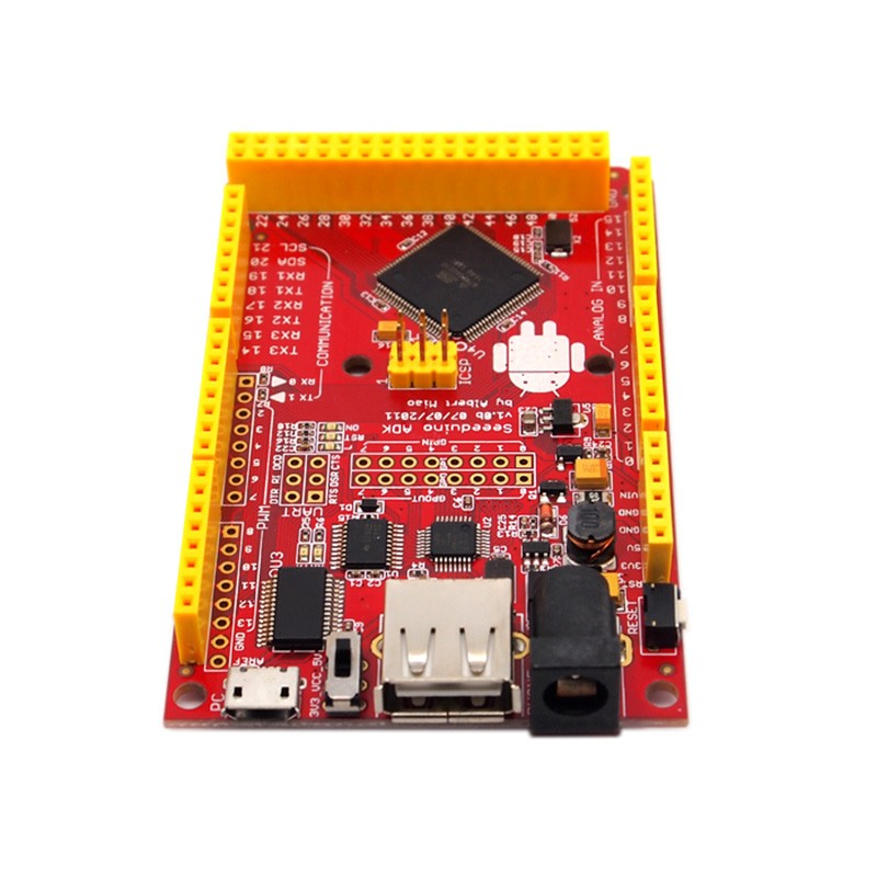 Seeeduino ADK Main Development Board for Android Google Open Atmel 2560 USB  Host