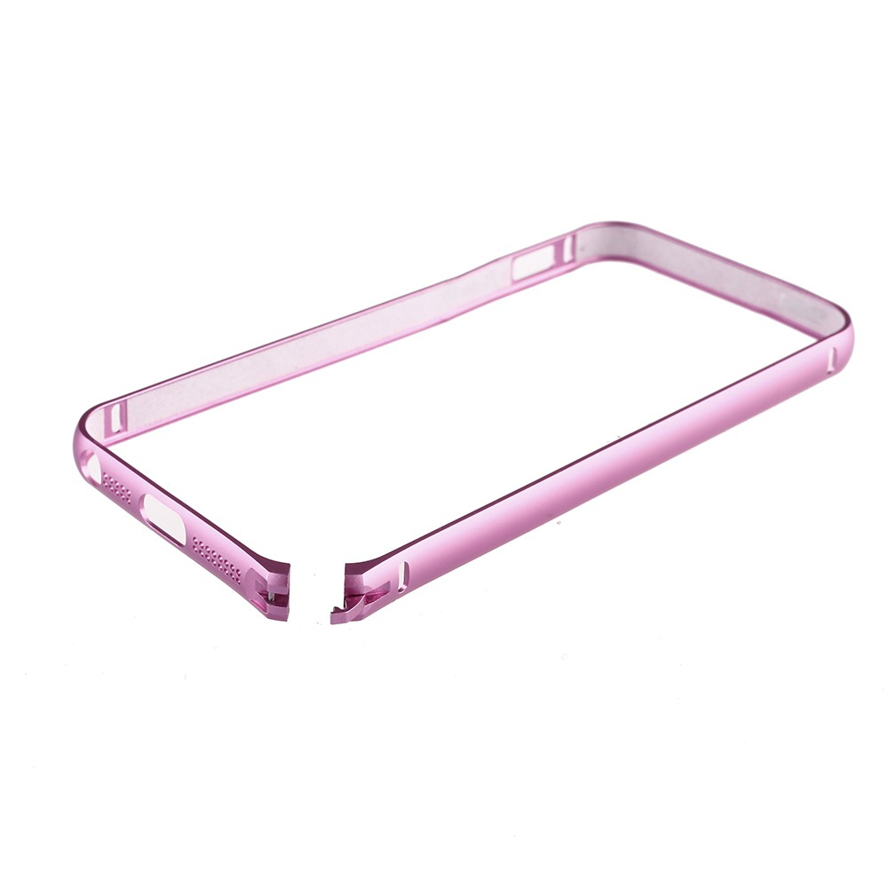 Dodocool Ultrathin Lightweight Metal Aluminum Bumper Frame Shell Tpu 360 Full Cover Iphone 7g Plus Softshell Case Protective For 5 5s