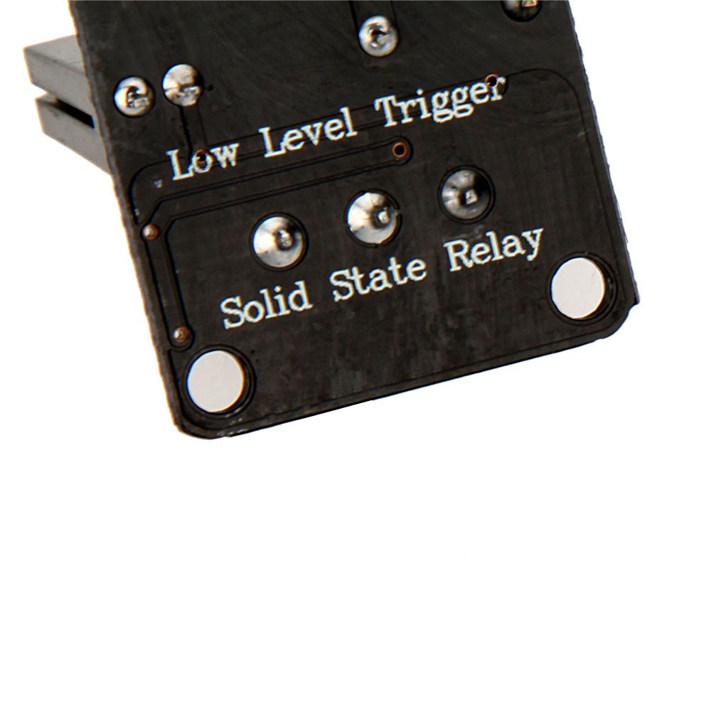 5v 1 Channel Low Level Trigger Solid State Relay Ssr Module Board Dc High Fuse For Arduino Arm Dsp Pic With Resistive Sales Online Tomtop