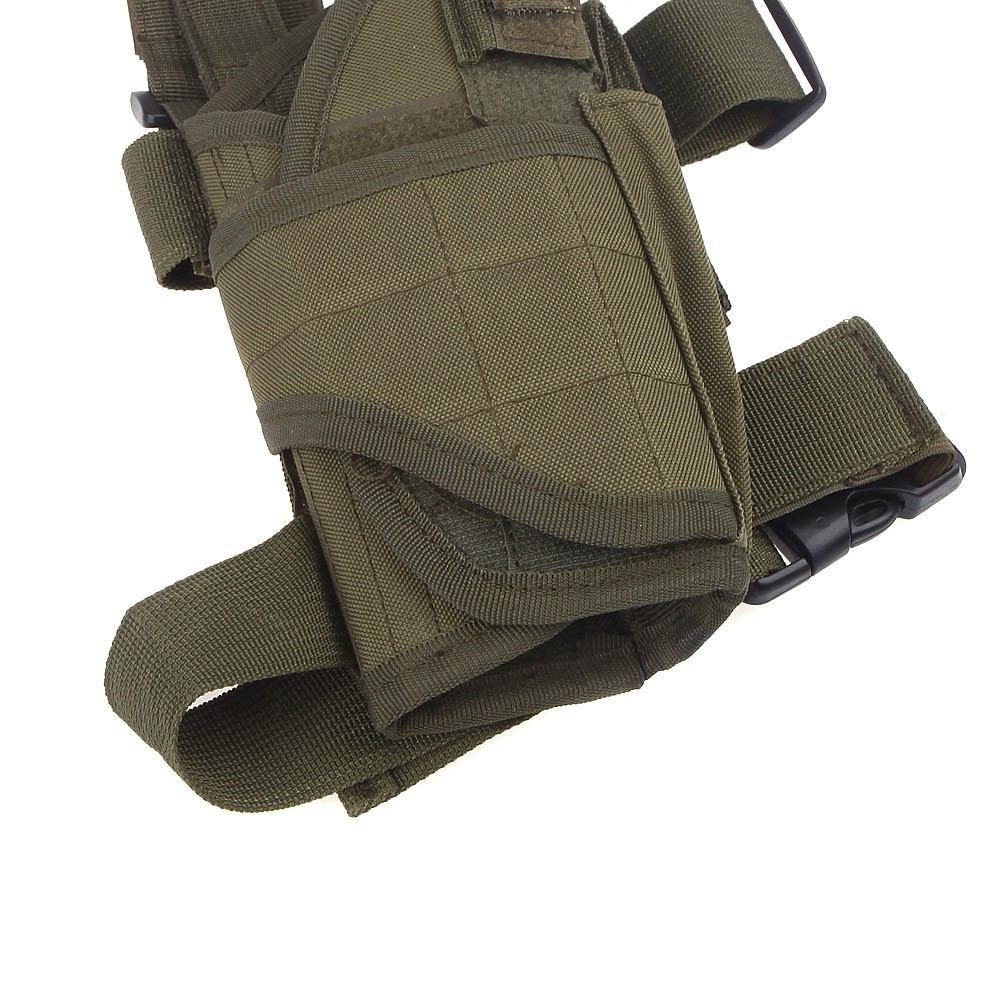 Temperate New Hunting Accessories Outdoor Multifunction Tactical Puttee Thigh Leg For Gun Holster Pouch Wrap-around Bag Camping Hiking Hot Beautiful In Colour Security Alarm