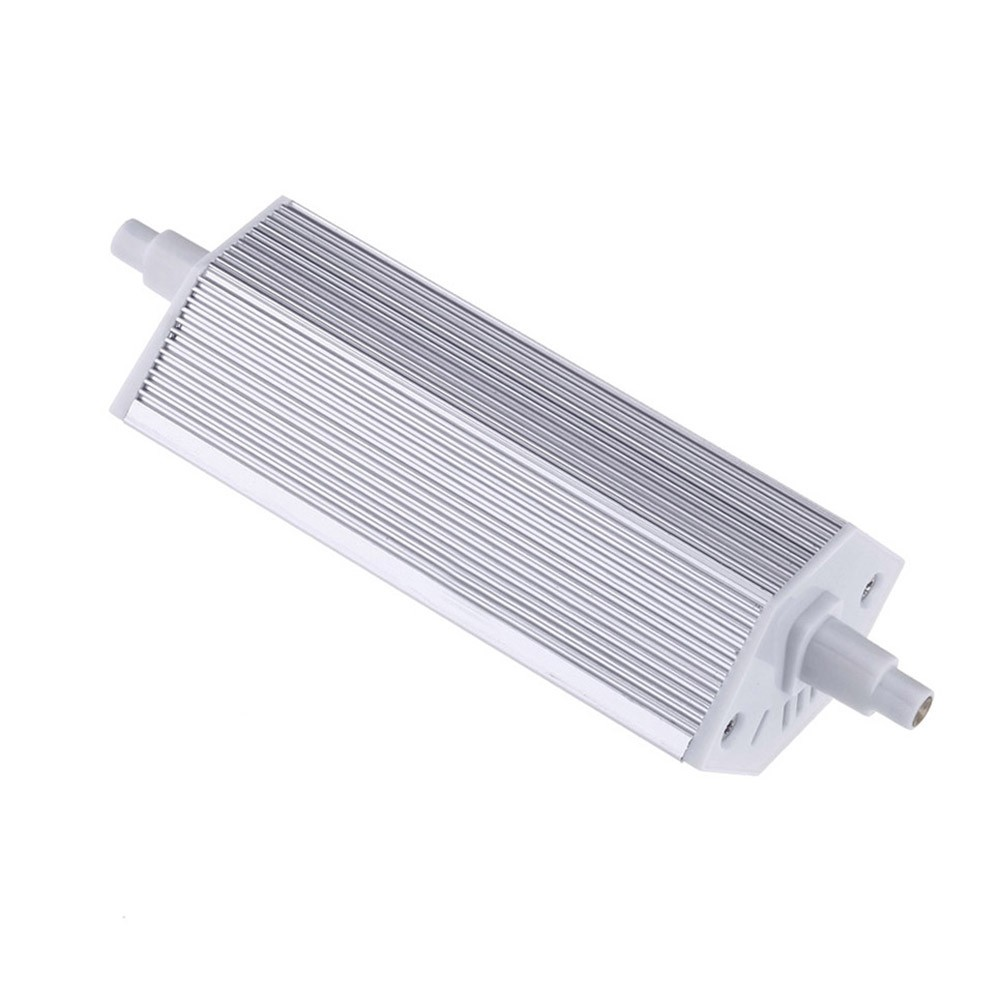 ampoule lampe 135mm blanc 100 240v remplacer projecteur halog ne r7s conerg tiques 12w 36 leds. Black Bedroom Furniture Sets. Home Design Ideas