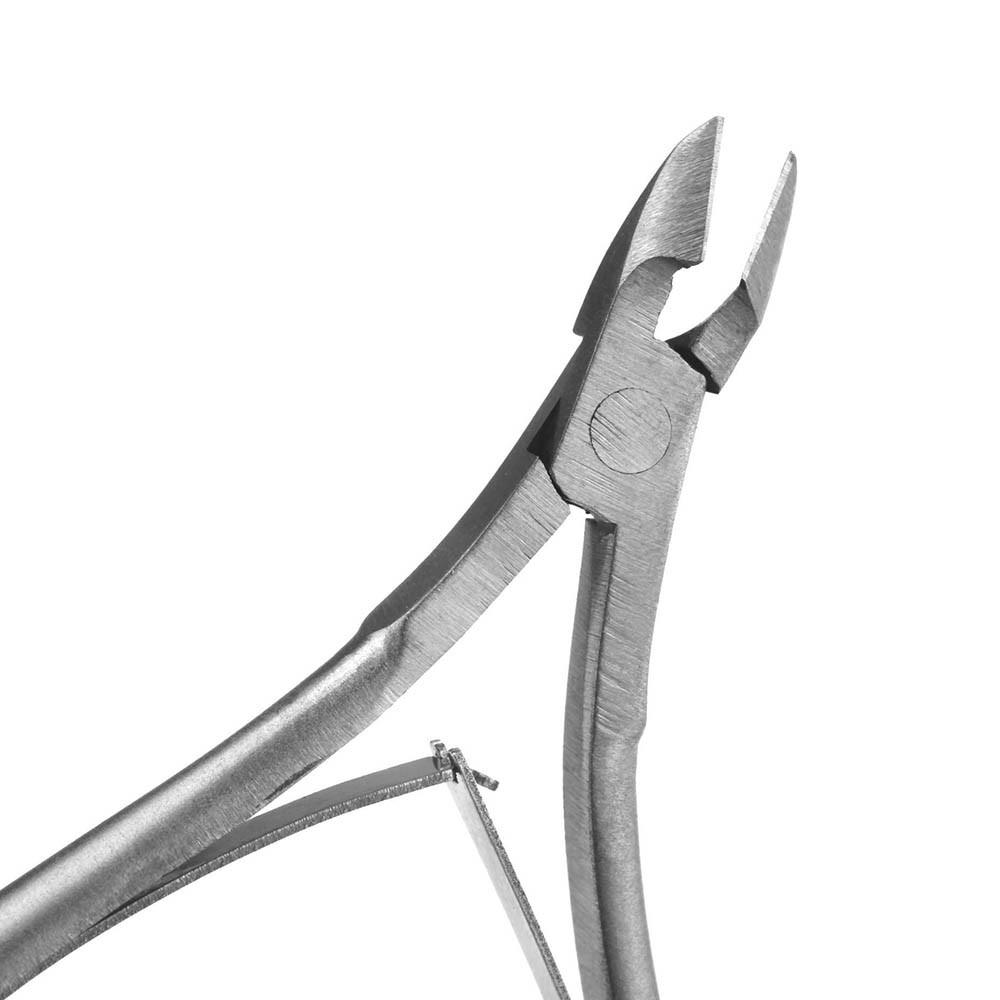 3pcs Cuticle Manicure Scissor Stainless Steel Nipper Cutter Nail Art ...