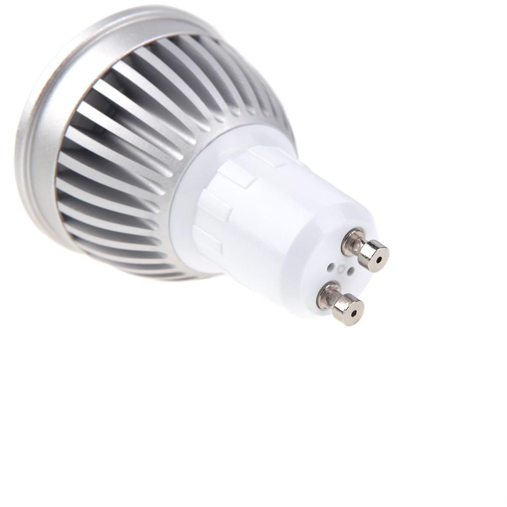 led licht gu10 3w cob scheinwerfer birnen lampe energiespar warmwei 85 265v heighten docht. Black Bedroom Furniture Sets. Home Design Ideas