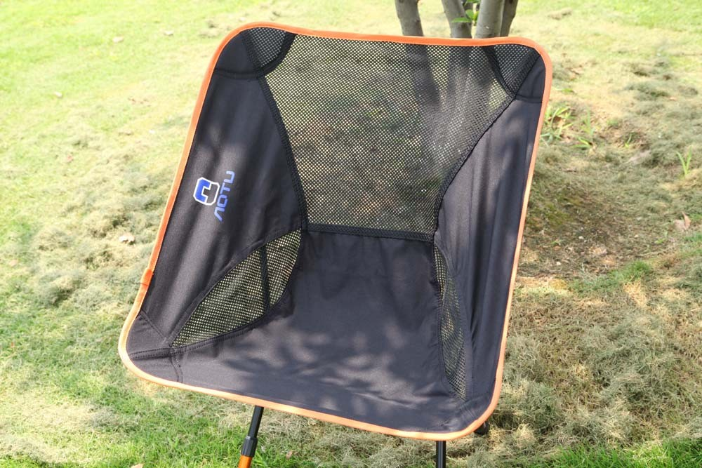 Portatile pieghevole campeggio sgabello sedia sedile per pesca
