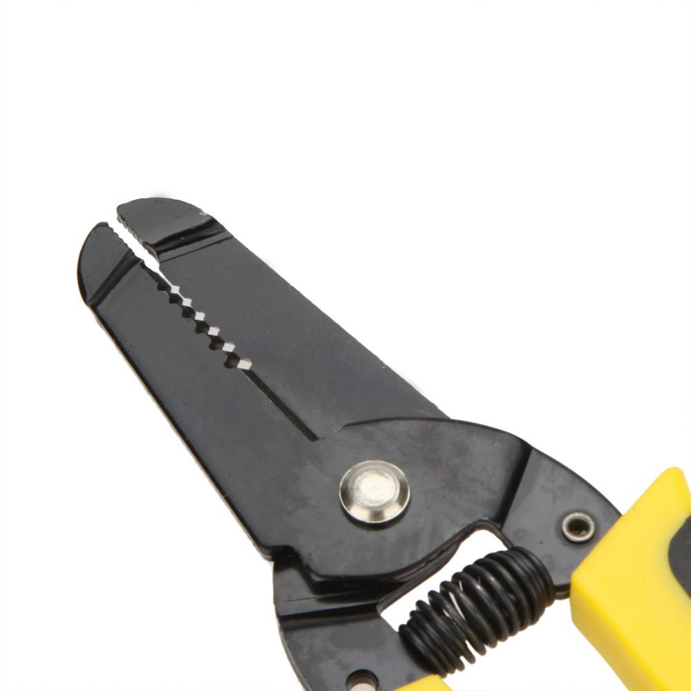 TU-2023 Precise Wire Stripper/Cutter Tool Clamp & Steel Wire Cable ...