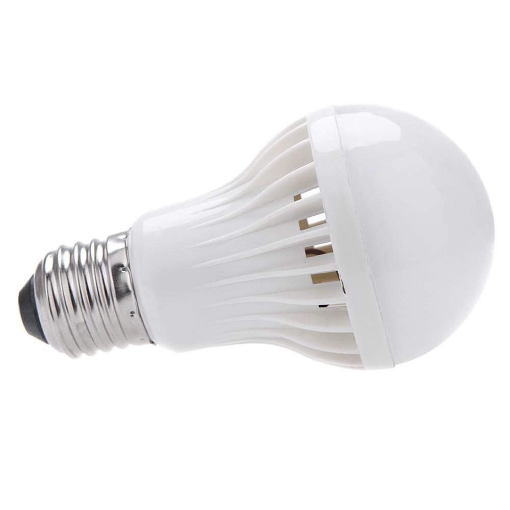 lixada e27 5w capteur de lumi re sons d tection automatique led lampe ampoule ac85 265v. Black Bedroom Furniture Sets. Home Design Ideas
