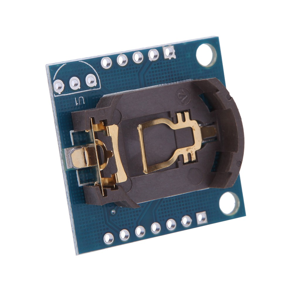 I2C RTC DS1307 AT24C32 Real Time Clock Module for arduino AVR PIC 51 ARM Sales Online - Tomtop