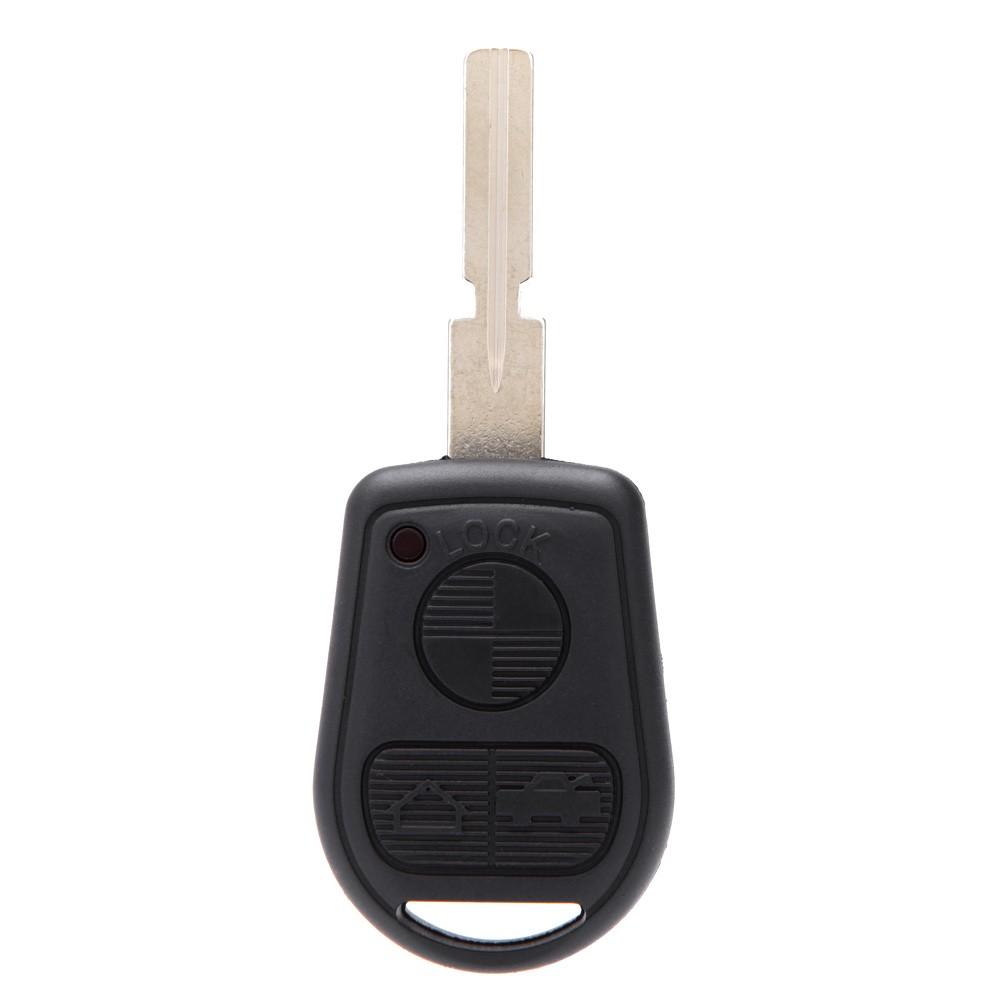 Remote Key Case For Bmw E31 E32 E34 E36 E38 E39 E46 Z3 Shell Fob 3