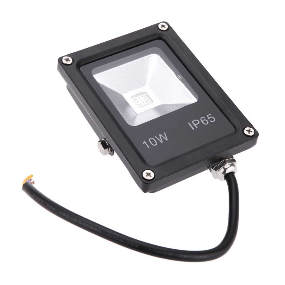 Led flood usine lumi re de dc 12v 10w lampe ip65 r sistant - Lampe de croissance a economie d energie pour plantes ...