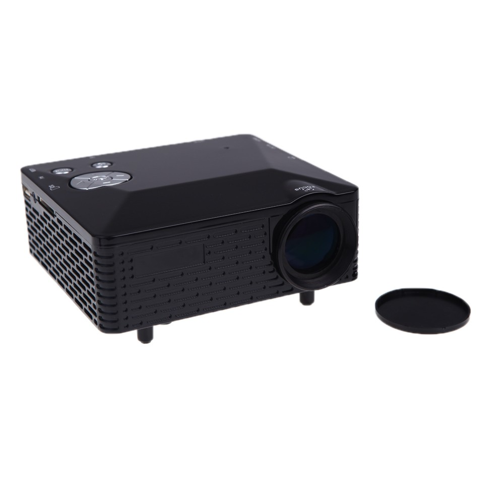 portable led video tv beamer projector for home theater. Black Bedroom Furniture Sets. Home Design Ideas