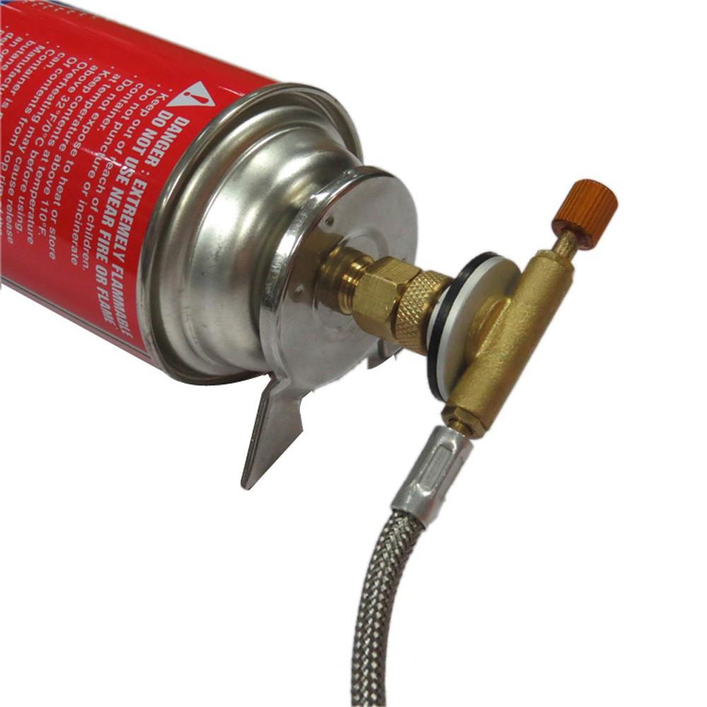 Adaptateur de r chaud gaz r servoir connecteur po le for Adaptateur gaz de ville