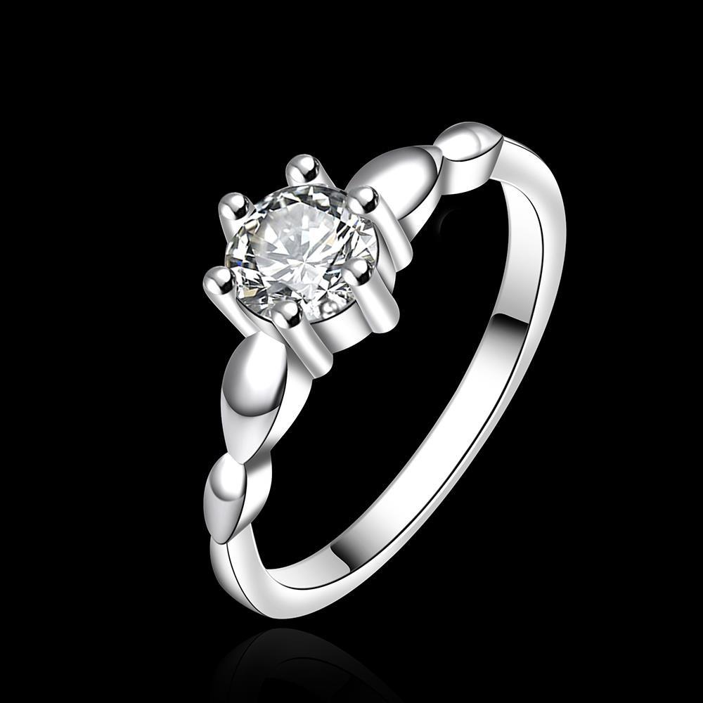 Cheap lknspcr608-8 R608-8 Silver plated new design finger ring for ...